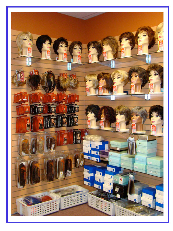 Surgical Hair Replacement | Rosalind Stella's Wig Boutique